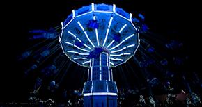Rides Christmas Town Busch Gardens Williamsburg