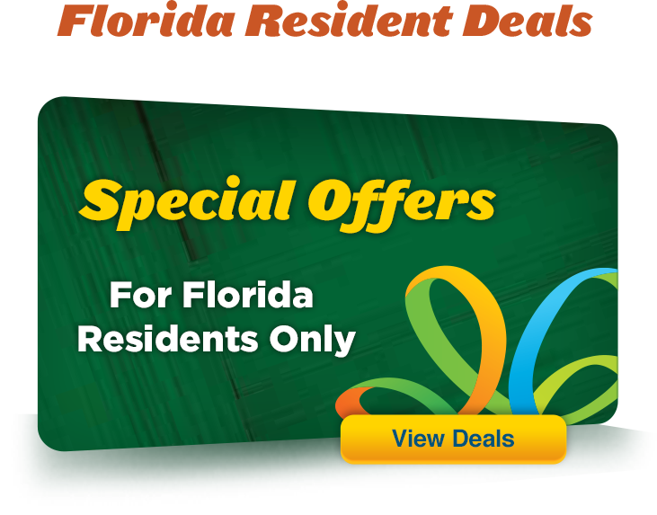 Money Saving Offers for Florida Residents