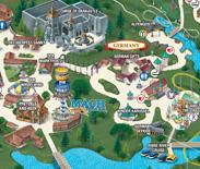 Theme Park Information Busch Gardens Williamsburg