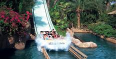 Tanganyika Tidal Wave Busch Gardens