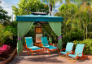 NEW River View Cabanas on Roa's Rapids®