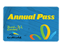 Two Park Annual Pass Busch Gardens Tampa