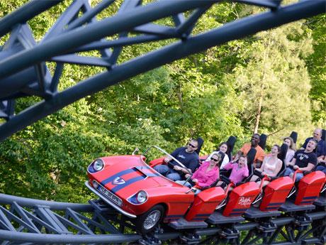 Williamsburg Virginia Attractions At Busch Gardens