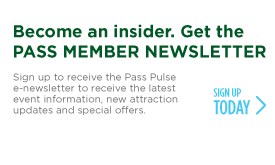 Sign Up for the Pass Member Newsletter