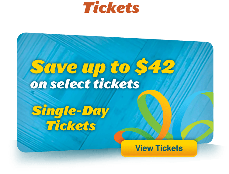 Money-Saving Ticket Offers