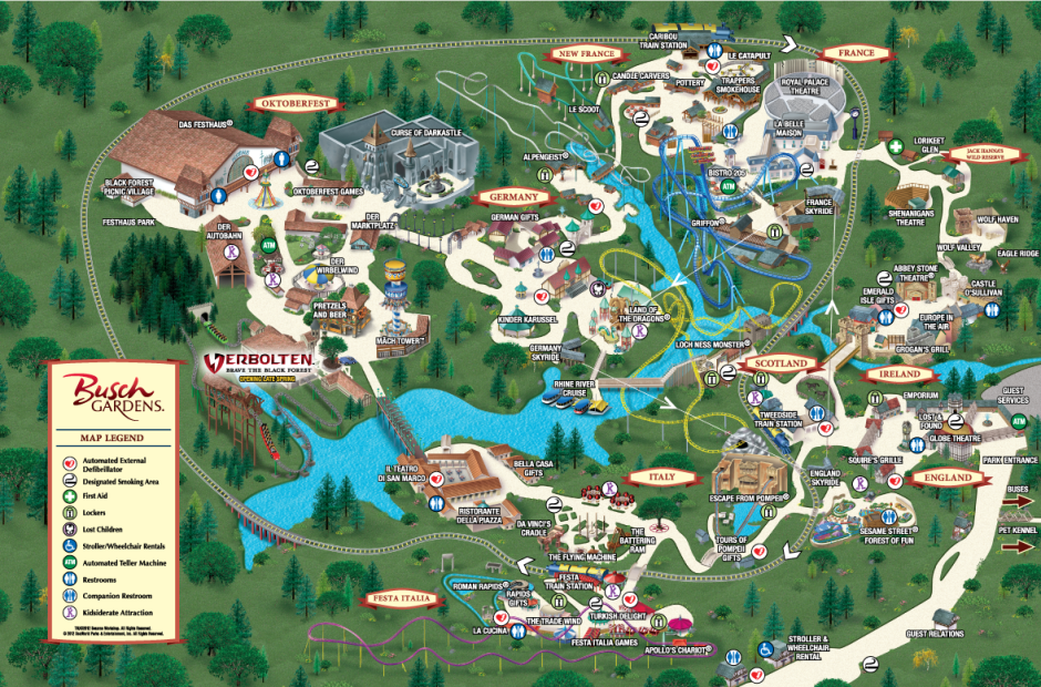 Kings Dominion Map on mt. olympus water & theme park map, universal studios map, carowinds map, kingda ka map, silver dollar city map, six flags map, virginia map, geauga lake map, canada's wonderland map, richmond map, world map, amusement park map, valley fair map, cedar point map, knott's berry farm map, nickelodeon universe map, printable kings island 2014 map, dorney park map, nagashima spa land map, canobie lake park map,