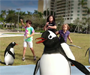 Dance like a penguin